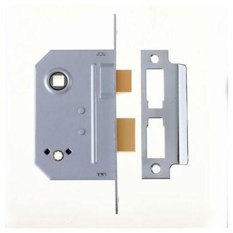 "main image of ""PM236 2 Lever Bathroom Sashlock"""