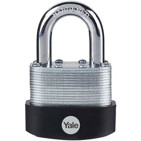 Yale Locks YALY125B60 Laminated Steel Padlock 60mm