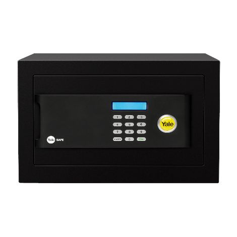 Yale Premium Compact Safe