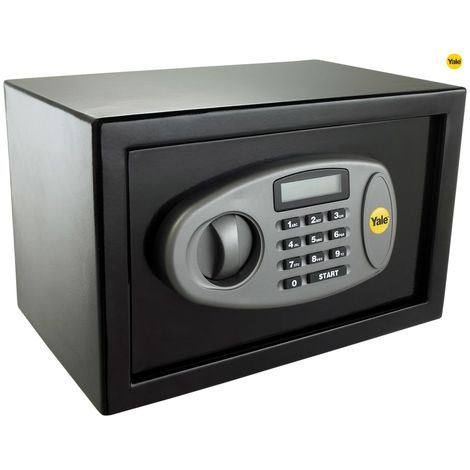 YALE SMALL DIGITAL SAFE - 20CM (Y-SS0000-NFP)