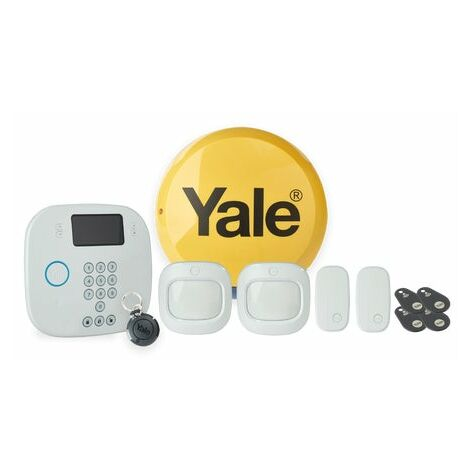 Yale Wireless Intruder Alarm Plus Kit IA-230