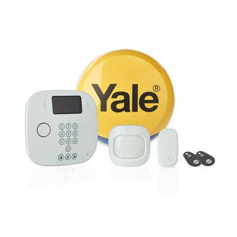Yale Wireless Intruder Alarm Starter Kit IA-210
