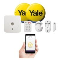Yale Wireless Smart Home Alarm and View Kit SR-330