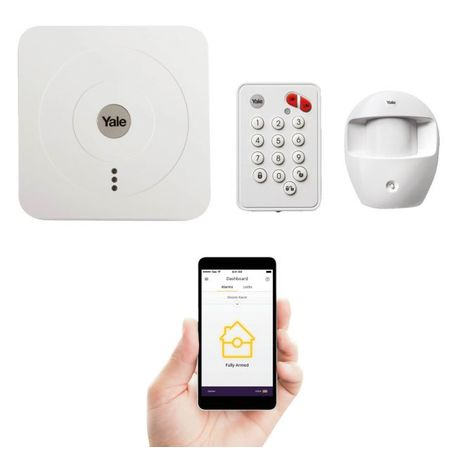 Yale Wireless Smart Home Alarm starter kit SR-310