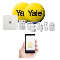 Yale Wireless Smart Home Alarm View and Control Kit SR-340