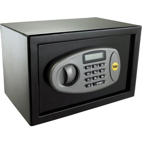 Yale Y-SS0000-NFP Digital LCD Home Safe Electrical Keypad