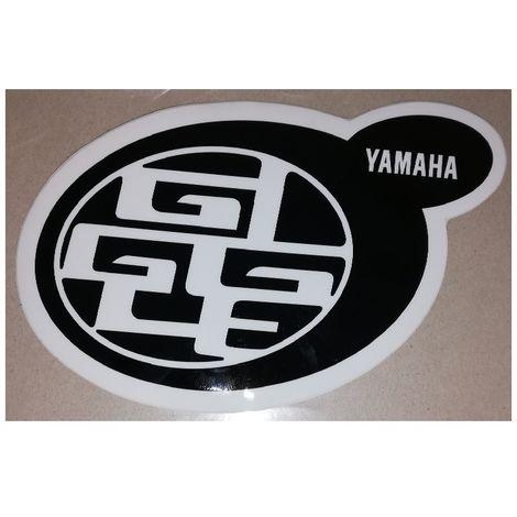 Yamaha 15P-F1781-00 Emblem 1 - XF 50 Giggle 07