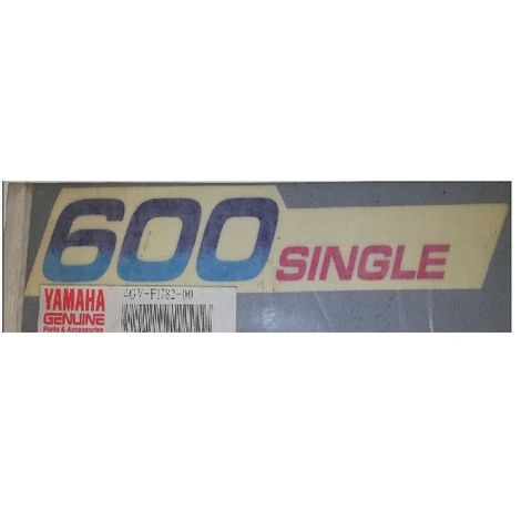 Yamaha 4GV-F1782-00 Emblem 2 - TT 600