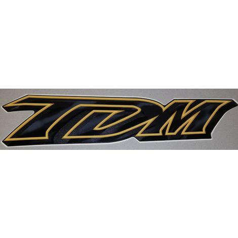 Yamaha 4TX-28328-90 Emblem - TDM