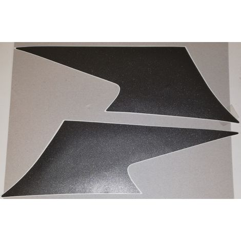 Yamaha 5AH-28390-10 emblemas Juego - YZF Thundercat 600 98