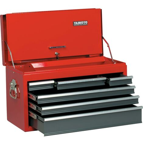 Yamoto 6-DRAWER Tool Chest - Red