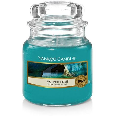 YANKEE CANDLE 1630412E BOUGIE, MOONLIT COVE, CLASSIC SMALL JAR
