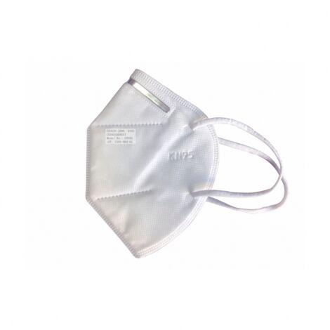 YANTEC BPE LINE - Lot de 50 masques KN95 - équivalent FFP2 - MKN95