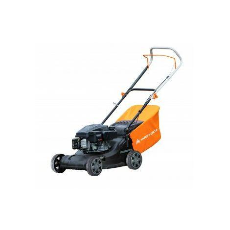 Yard Force 40cm Hand Push Petrol Lawnmower with 127cc Rato Engine GMR40
