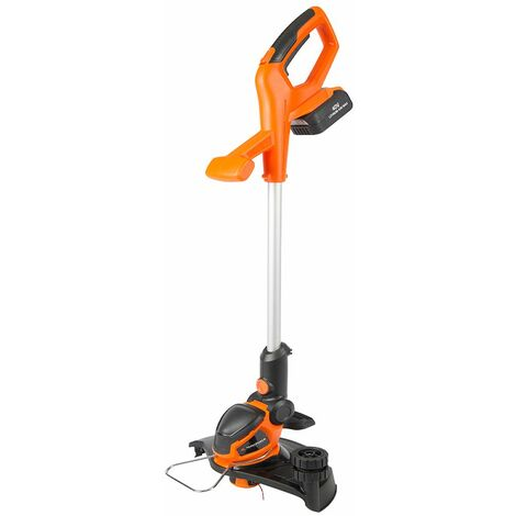 Yard Force 40V 30cm Cordless Grass Trimmer with  2.5Ah Lithium-Ion Battery and Charger LT G30
