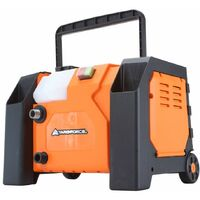 Yard Force - Nettoyeur haute pression Compact & Mobile 135 Bar - 1800W avec accessoires