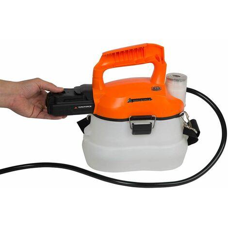 Yard Force - Pulvérisateur pour désherbage - avec batterie Lithium-Ion 20V et chargeur