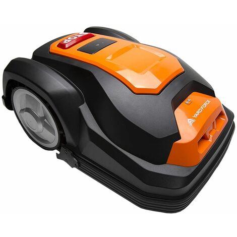 Yard Force - Robot tondeuse SA800PRO Autonome 800m²