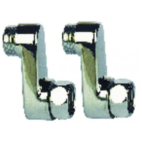 """Yard valves and fittings - Eccentric connection MF1/2"""" (X 2)"""