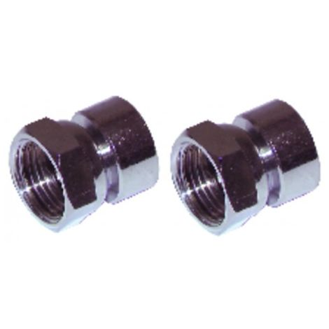 """Yard valves and fittings - Idling joitnt FF1/2"""" (X 2)"""