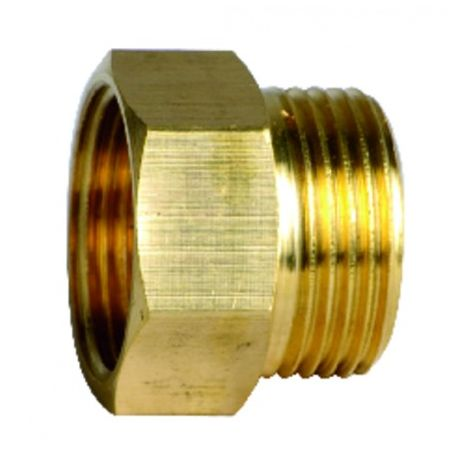 """Yard valves and fittings - Reducer fitting M1/2"""" x F3/8"""" (X 10)"""