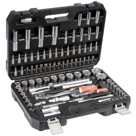 YATO Juego de herramientas 94 piezas metal YT-12681