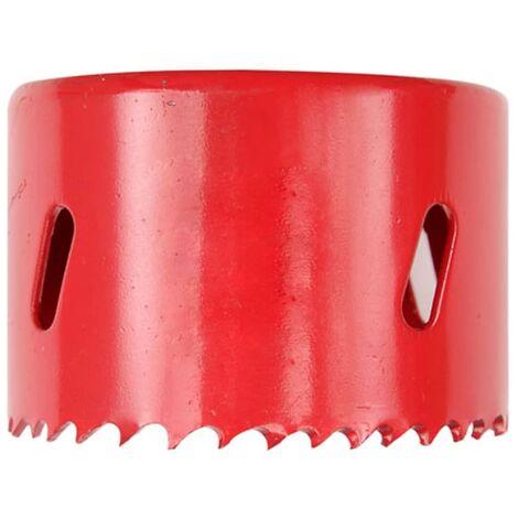 YATO Juego de sierras corona de perforación bimetálicas 70 mm