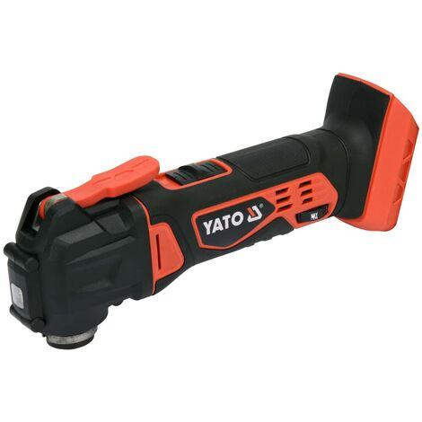 YATO Multiherramienta oscilante sin batería 18V