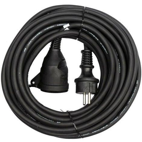 Yato - Rallonge électrique 30 mètres 3G1.5 - YT-81023