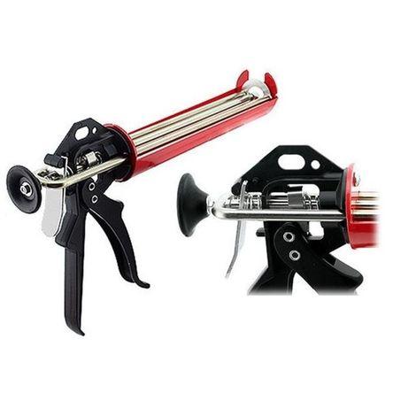 Yato silicone mastic caulk gun applicator strengthened automatic stop (YT-6753)
