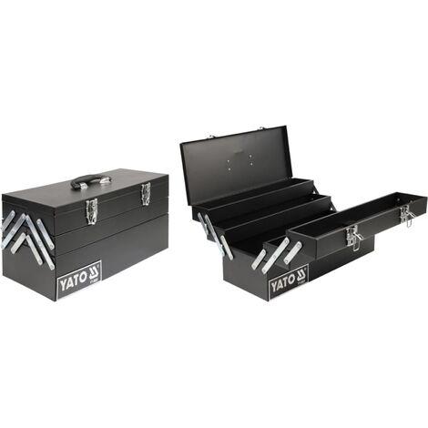Yato Steel Tool Box 460 x 200 x 225 mm