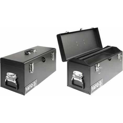 Yato Steel Tool Box 510 x 220 x 240 mm