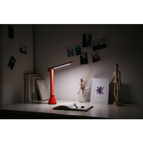 Yeelight Dimmable Foldable USB Rechargeable LED Table Desk Lamp (Xiaomi Ecosystem