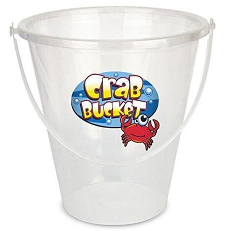 "main image of ""Yello Large Crab Bucket 28cm"""