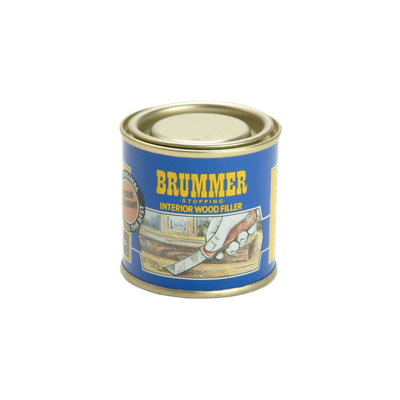 Image of Brummer Yellow Label Interior Wood Light Oak 700g