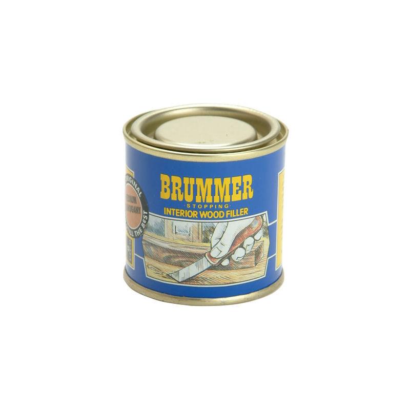 Image of Yellow Label Int Light Oak Small 250g - Brummer