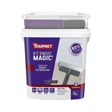 Yeso mágico para exteriores TOUPRET 12kg - MAGEX12K