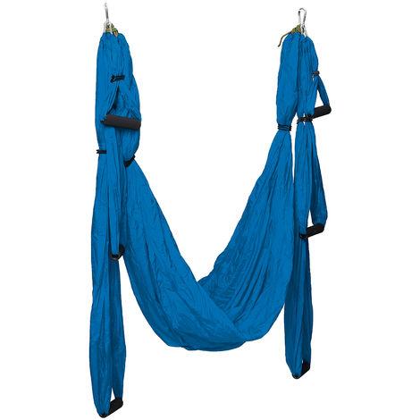 Yoga Swing Hammock Trapeze Inversion Anti-Gravity Sling Inversion Aerial Yoga Hasaki