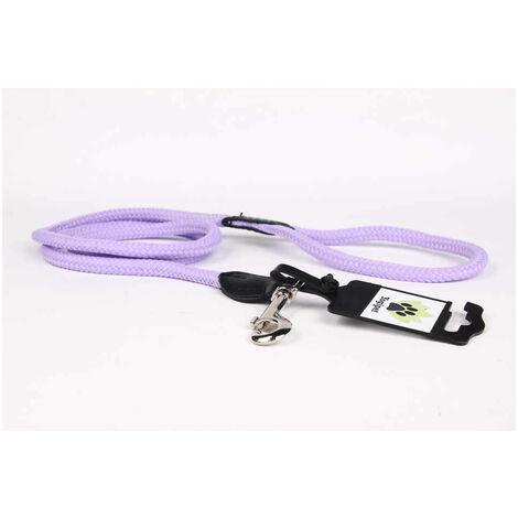 Yogipet - Laisse Corde 0,8/120cm pour Chien - Violet