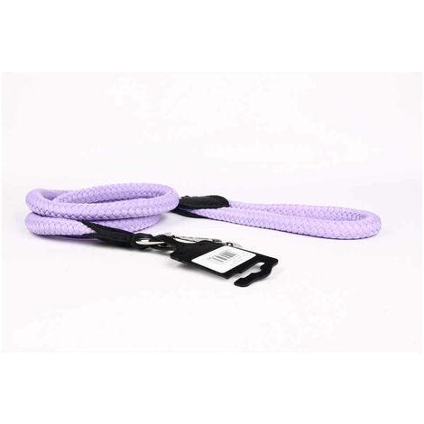 Yogipet - Laisse Corde 1/120cm pour Chien - Violet