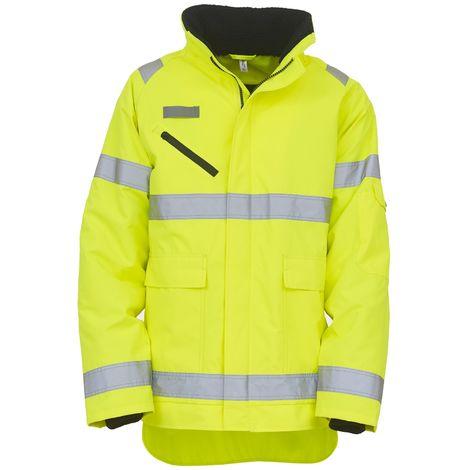 Yoko Unisex Hi-Vis Fontaine Storm Jacket