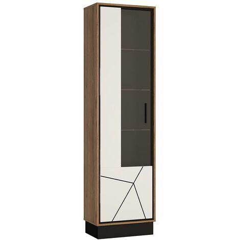 Yolo Tall glazed display cabinet (LH)