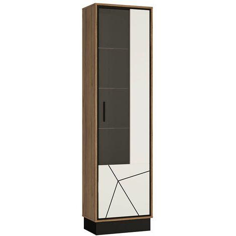 Yolo Tall glazed display cabinet (RH)