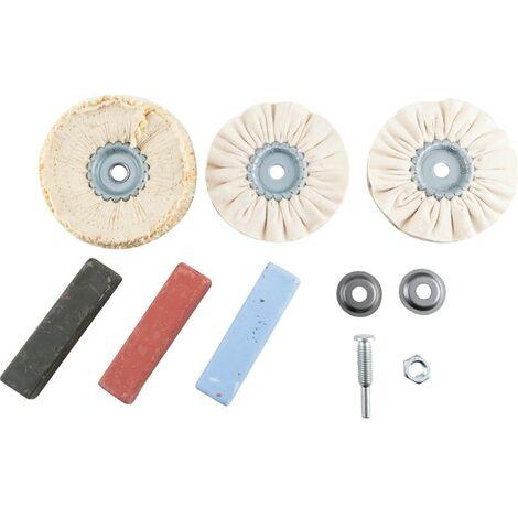 York Ferrous Metal Polishing Kit