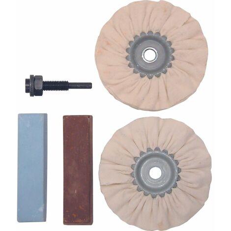York Non-ferrous Metal Polishing Kit