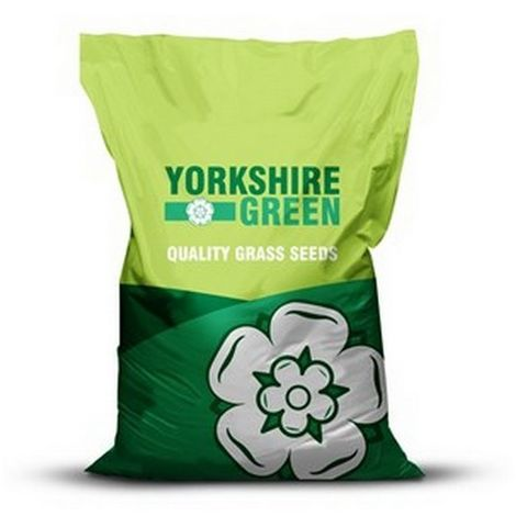 Yorkshire Green Grass Seed Mixture (10kg) (May Vary)