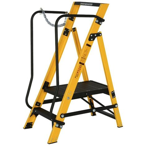 Youngman 30090218 Megastep 2 Tread Step Ladder