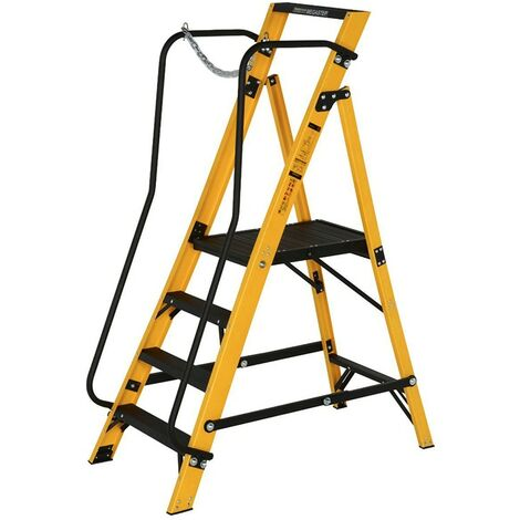 Youngman 30090418 Megastep 4 Tread Step Ladder
