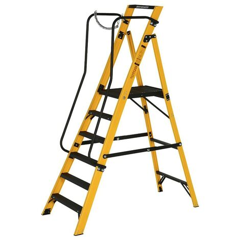 Youngman 30090618 Megastep 6 Tread Step Ladder
