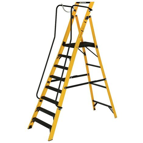 Youngman 30090818 Megastep 8 Tread Step Ladder